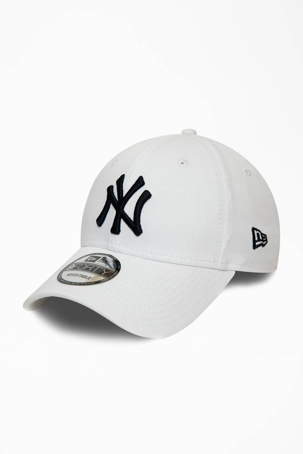 #00032  New Era аксесуари , кепка ESSENTIAL 9FORTY 482 WHITE
