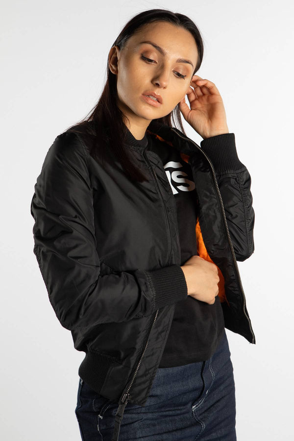 #00079  Alpha Industries одяг, куртка MA-1 TT WMN 03 BLACK