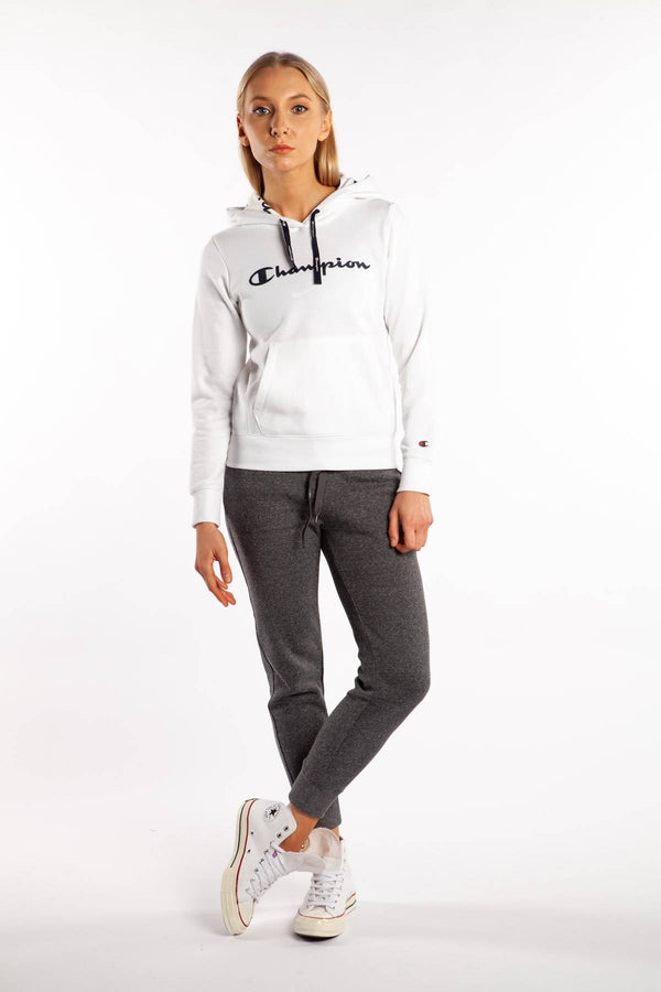 #00016  Champion одяг, блузка HOODED SWEATSHIRT WW001 WHITE