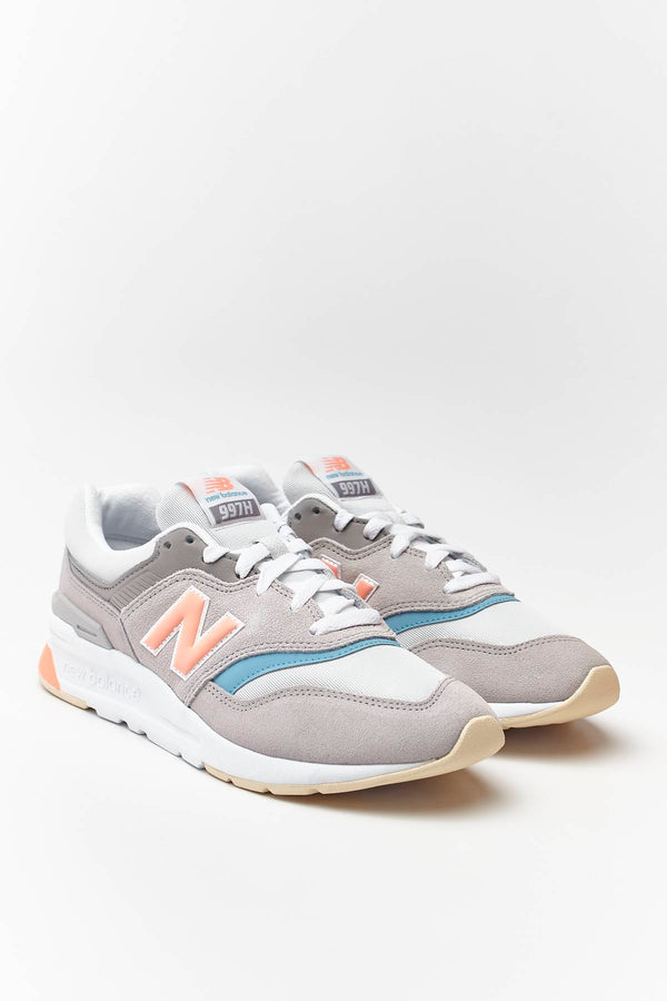 #00021  New Balance взуття, кросівки CW997HAP LIGHT GREY