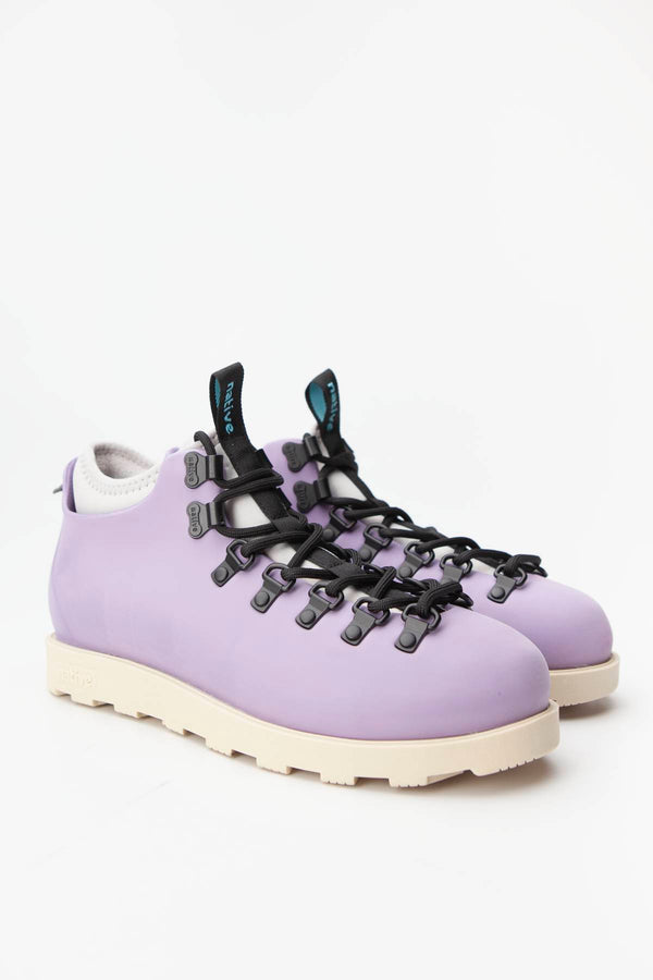 #00007  Native взуття, взуття outdoor FITZSIMMONS CITYLITE 5311 TARO PURPLE/BONE WHITE