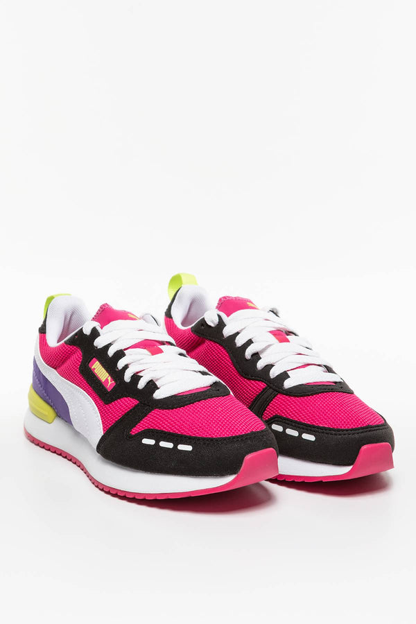 #00011  Puma взуття, кросівки R78 704 Beetroot Purple-Black-White