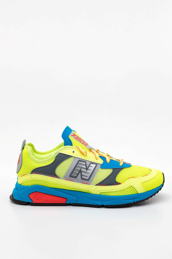 #00006  New Balance взуття, кросівки MSXRCHNQ LEMON SLUSH WITH VISION BLUE