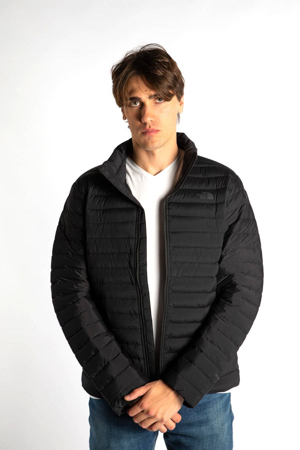 #00037  The North Face одяг, куртка STRETCH DOWN JACKET JK3 TNF BLACK