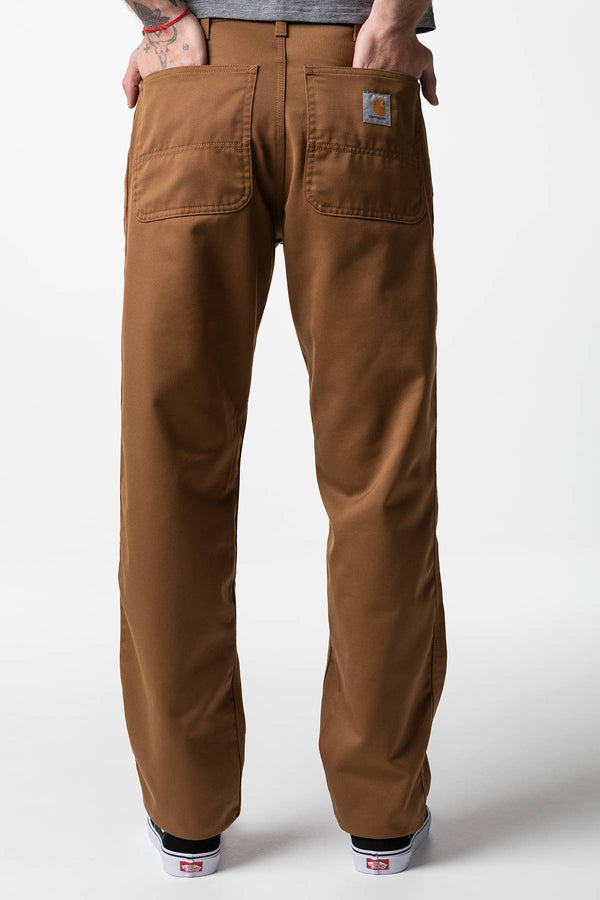 #00061  Carhartt WIP одяг, штани SIMPLE PANT HZ02 HAMILTON BROWN
