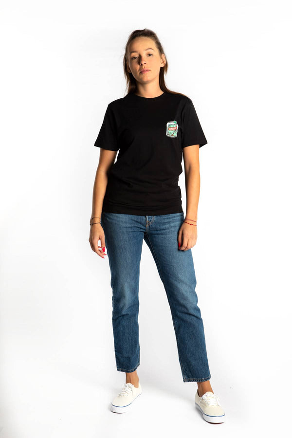 #00005  Cayler & Sons футболка SAVINGS TEE 01193 BLACK/MC