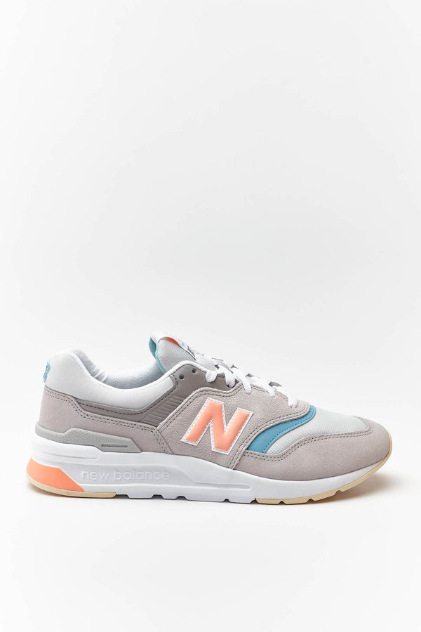 #00002  New Balance взуття, кросівки CW997HAP LIGHT GREY