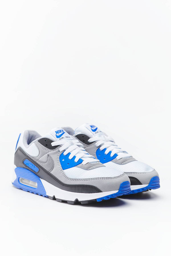 #00026  Nike взуття, кросівки AIR MAX 90 102 WHITE/PARTICLE GREY