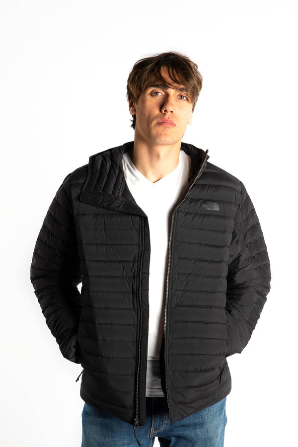 #00019  The North Face одяг, куртка STRETCH DOWN HOODIE JK3 TNF BLACK