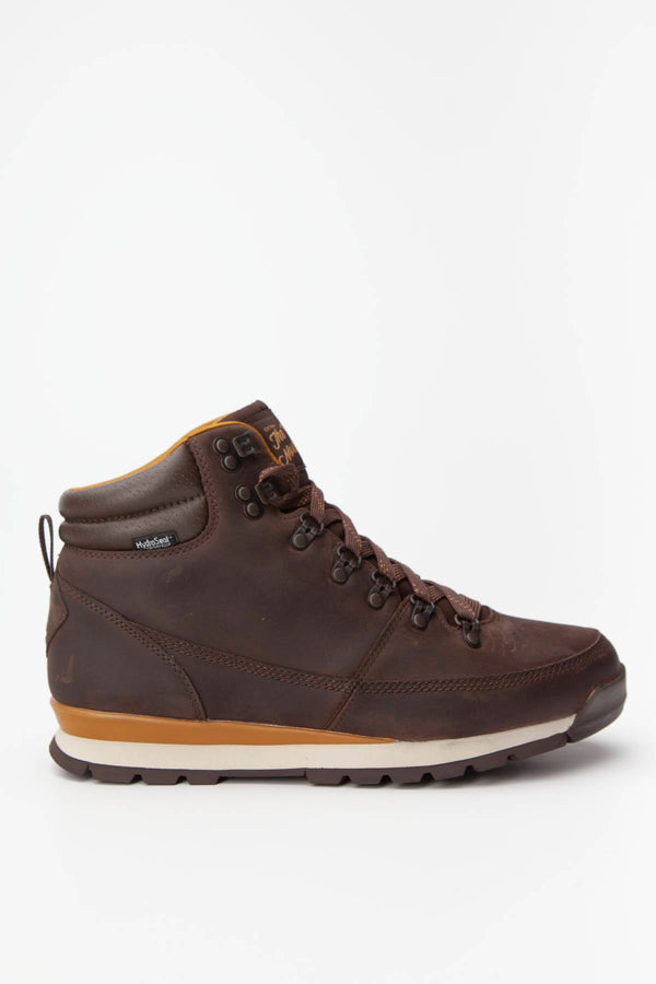#00049  The North Face взуття, взуття outdoor MEN'S BACK-TO-BERKELEY REDUX LEATHER 090 CHOCOLATE BROWN/GOLDEN BROWN