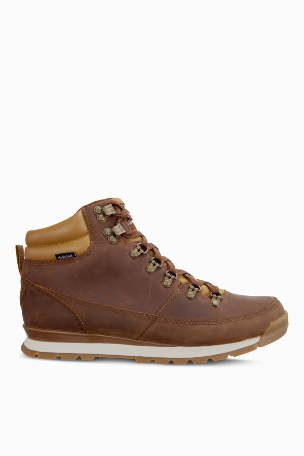 #00066  The North Face взуття, взуття outdoor MEN'S BACK-TO-BERKELEY REDUX LEATHER 090 DIJON BROWN/TAGUMI BROWN