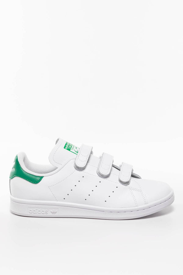 #00005  adidas взуття, кросівки Stan Smith CF 187 WHITE/GREEN