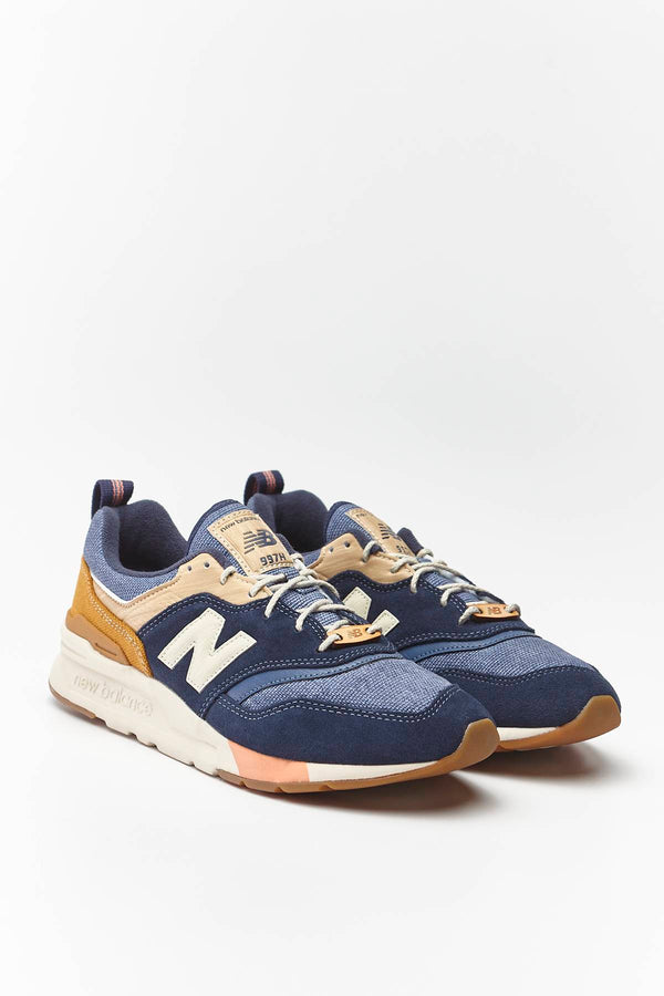 #00009  New Balance взуття, кросівки CM997HAK SPRING HIKE NAVY WITH WORKWEAR/WHITE