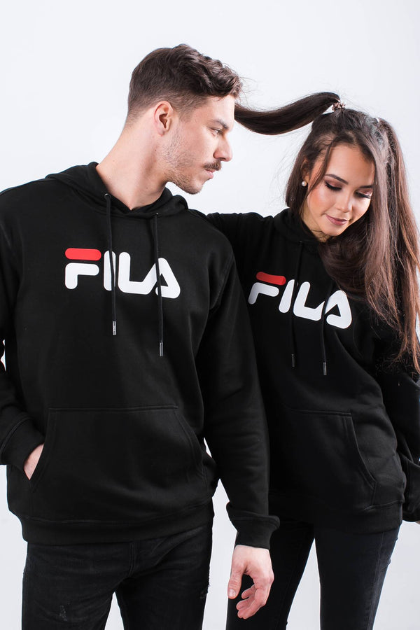 #00020  Fila одяг, блузка PURE HOODY 002 BLACK