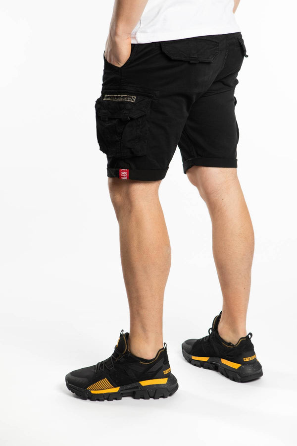 #00098  Alpha Industries одяг, шорти CREW SHORT 03 BLACK