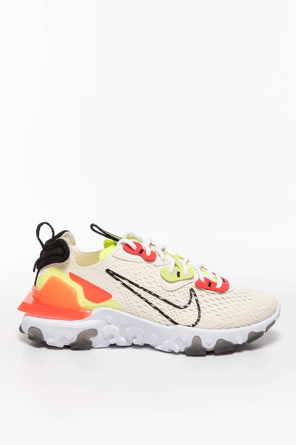 #00006  Nike взуття, кросівки W NSW REACT VISION CI7523-100 PALIVR BLACK