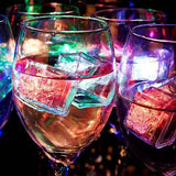 6PCS LED Water Activated Ice Cubes