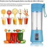 Portable USB Juicer Bottle Blender