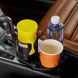 🔥HOT SALE🔥 Multifunctional Vehicle-mounted Water Cup Drink Holder