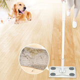 Disposable Electrostatic Dust Removal Floor Cleaning Mop
