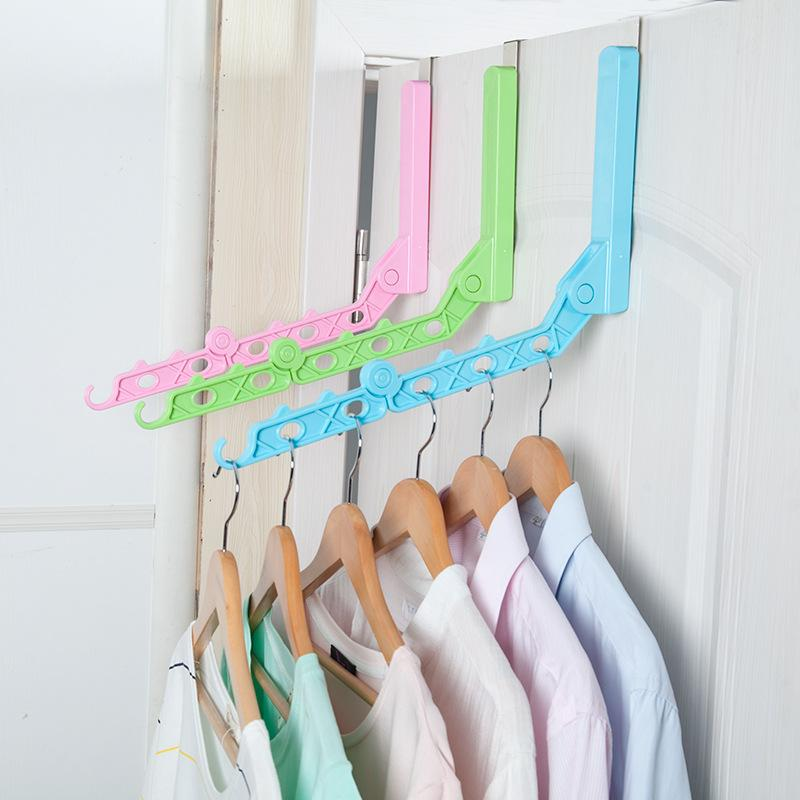 6 Hole Folding Hanger with Hook