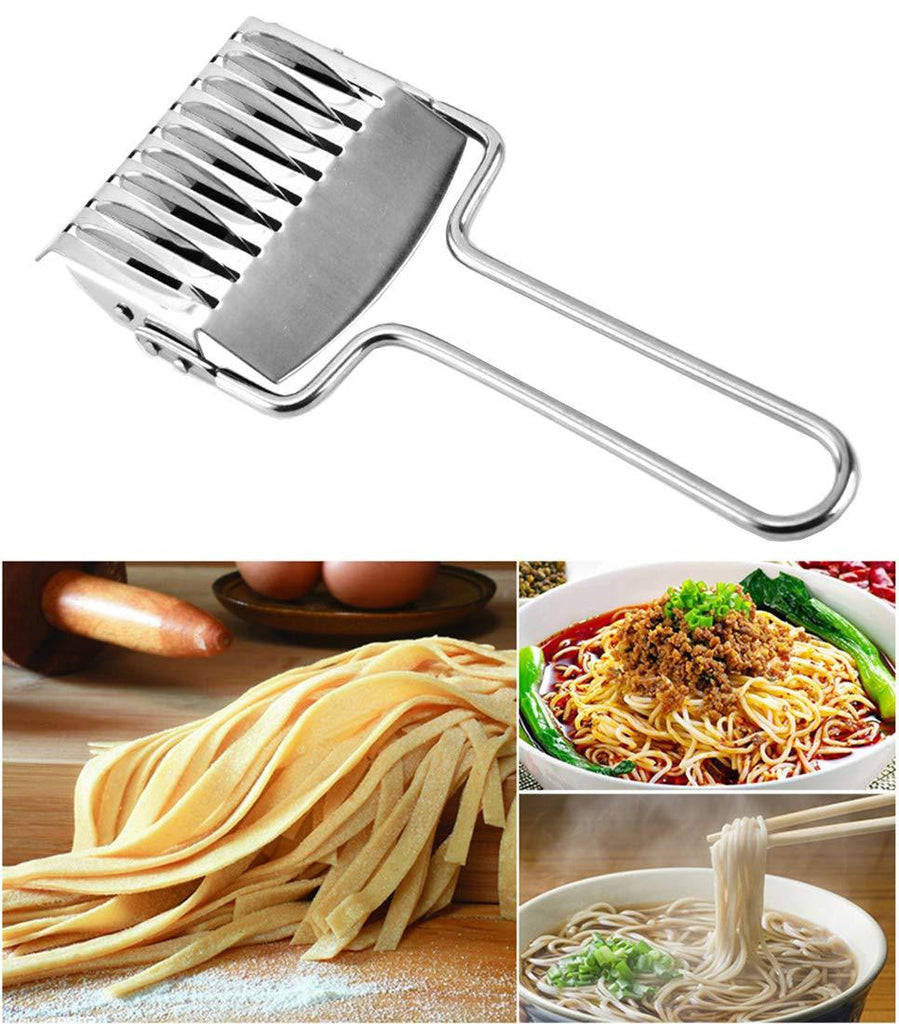 Noodle Roller Cutter Stainless Steel Pasta Maker