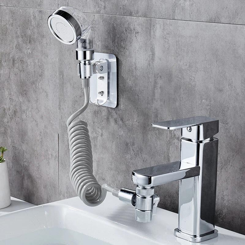 Bathroom Sink Faucet Sprayer