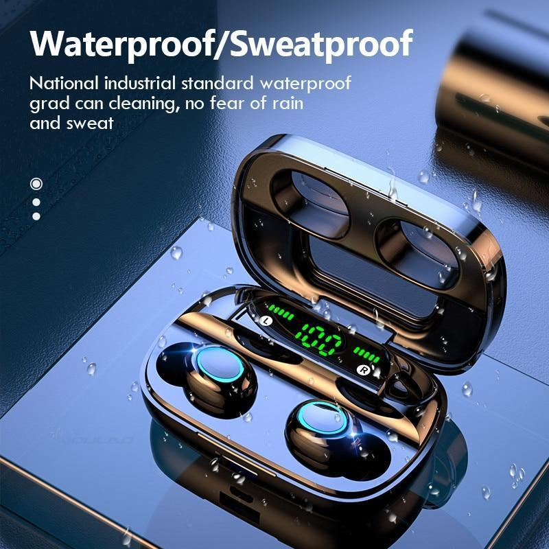 Wireless Sound-isolating Earbuds