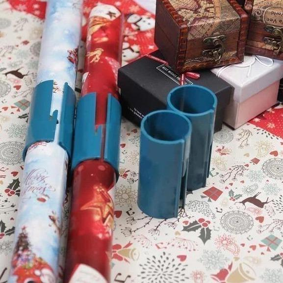 📣Christmas Pre-sale📣 Sliding Wrapping Paper Cutter