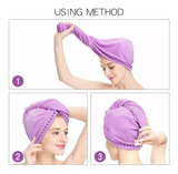 Hair Quick Dry Towel