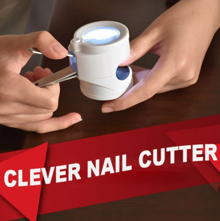 Magnifying Nail Cutter