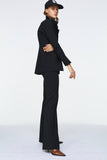 Dorothee Schumacher Black Long Emotional Essence Pants
