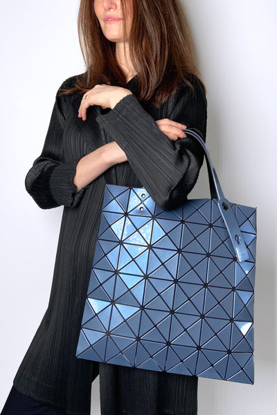 Bao Bao Steel Blue Tote Bag