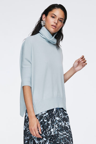 Dorothee Schumcaher Soft Edge Turtleneck