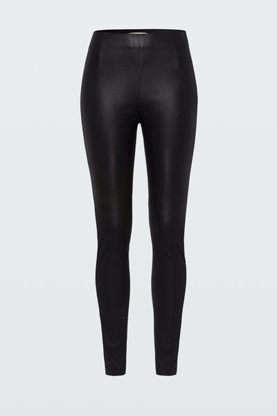 Dorothee Schumacher Leather Leggings