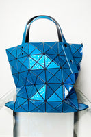 Bao Bao Turquoise Medium Tote Bag