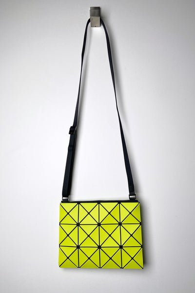Bao Bao Acid Yellow Mini Crossbody Bag
