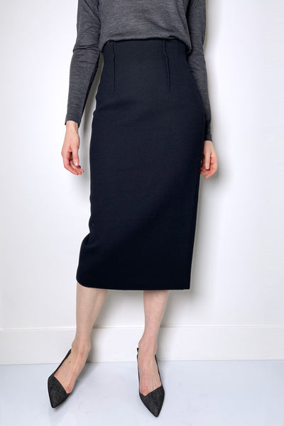 Lafayette 148 High Rise Pencil Skirt