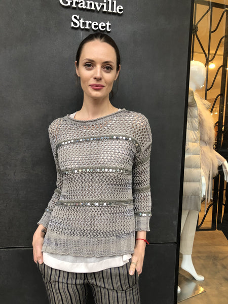 Lorena Antoniazzi Sequin Knit