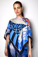 Emilio Pucci Abstract Print Blouse and Camisole