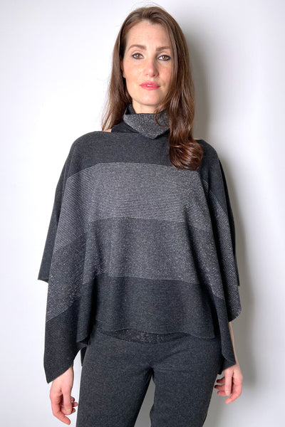 D. Exterior Anthracite Poncho