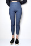 Wolford Blue Jeggings