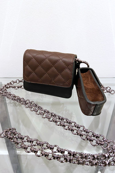 Dorothee Schumacher Quilted Love Mini Bag