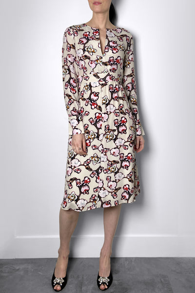 Dorothee Schumacher Cherry Blossom Dress