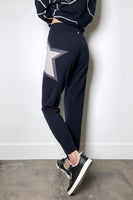 Lorena Antoniazzi Star Print Sweatpants