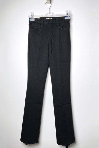 L'Agence Black Boot-Cut Jeans