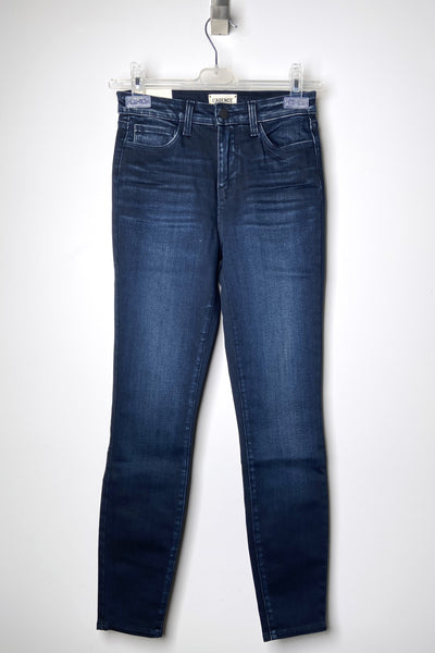 "L'Agence ""Marino Blue"" Margot Jeans"