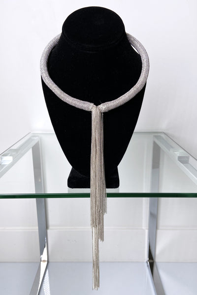 Fabiana Filippi Cascading Brilliant Necklace