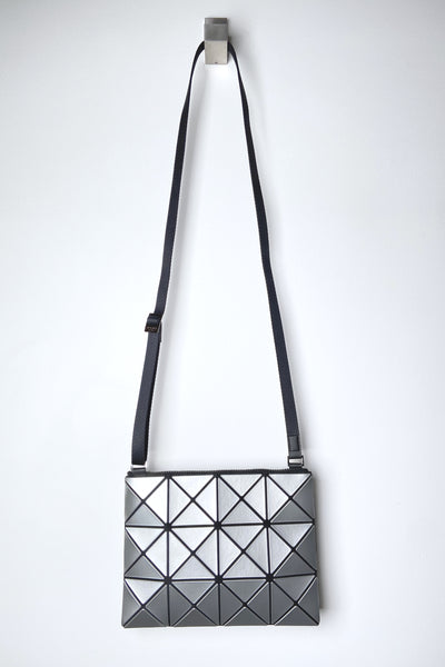 Bao Bao Small Silver Crossbody Bag