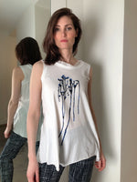 Rundholz Tank Top with Print
